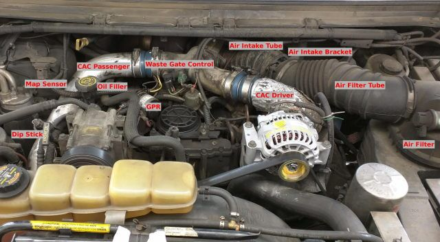 Ford Super Duty 7.3L Powerstroke Glow Plug Replacement ... on